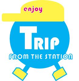 ○○駅からロゴ